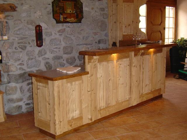Louis philippe oguey le s pey suisse - Fabrication d un bar en bois ...